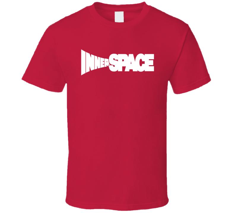 InnerSpace 80s Movie Short Quaid Ryan McCarthy T-Shirt