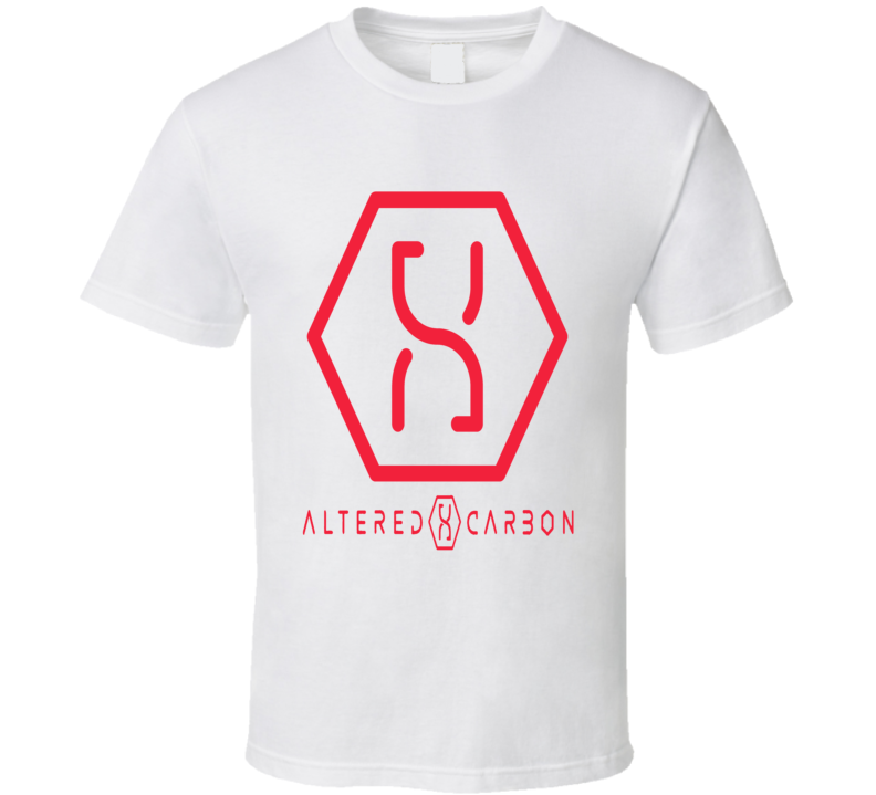Altered Carbon New Helix Logo T-shirt Hoodie Phobe Case