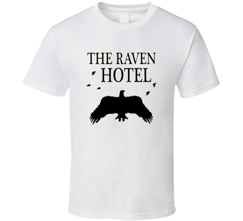 The Raven Hotel Altered Carbon TV Series Fan T-Shirt