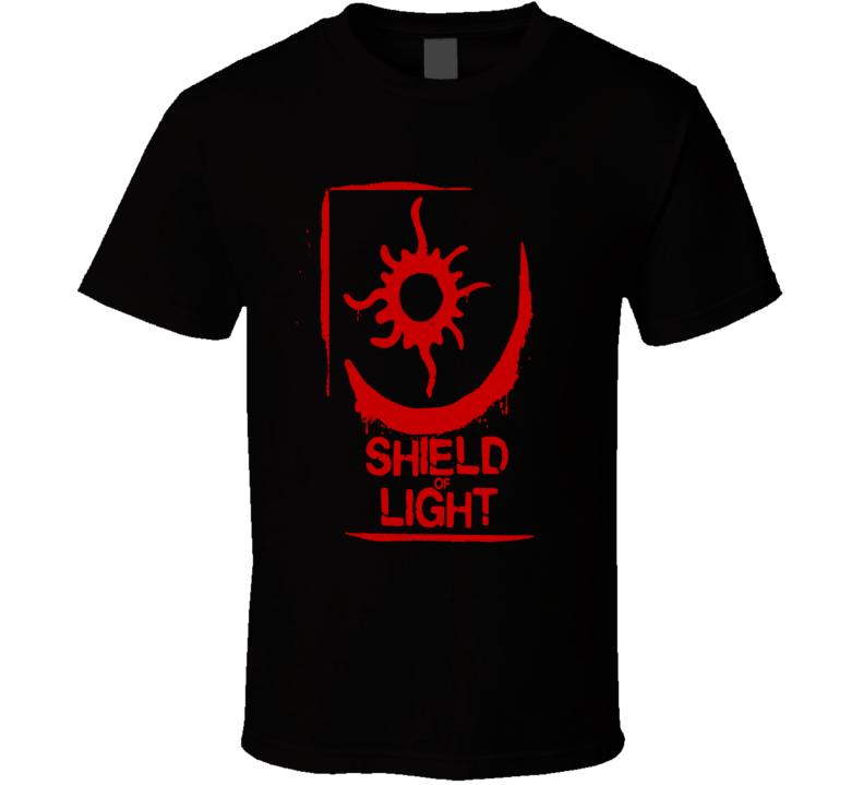 Shield of Light Bright Movie Inspired T Shirt