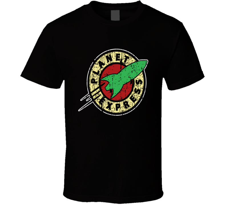Planet Express Futurama Inspired Logo T Shirt