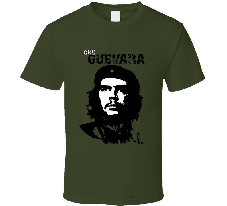 Che Guevara Ernesto Cuban Revolution Castro Classic design T Shirt