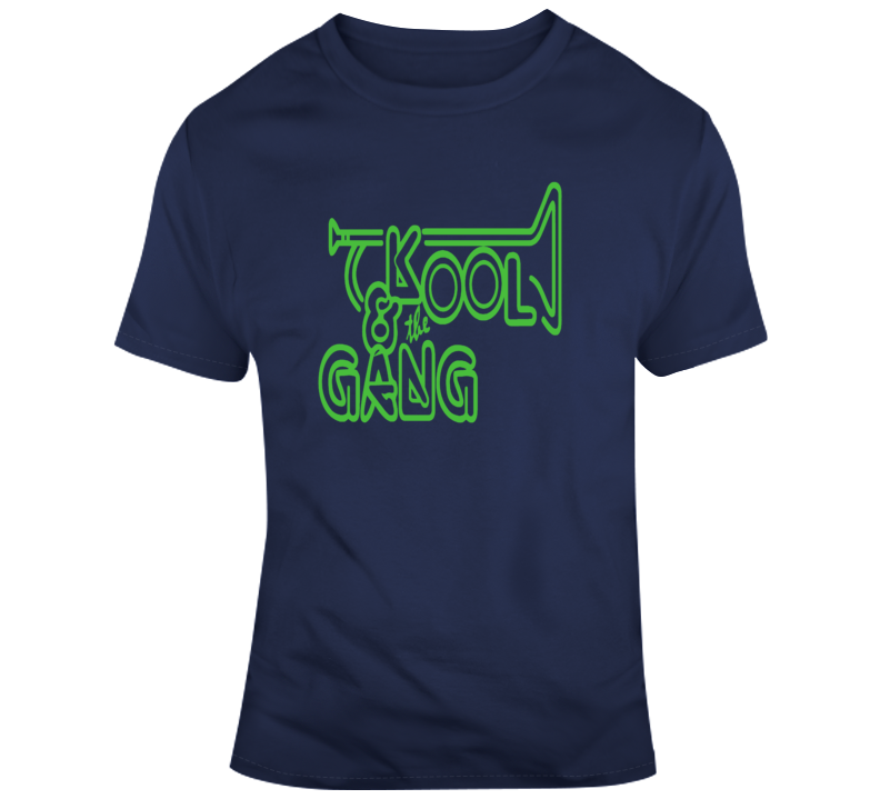 Kool And The Gang Funk Disco R&b 70s 80s Dance T Shirt