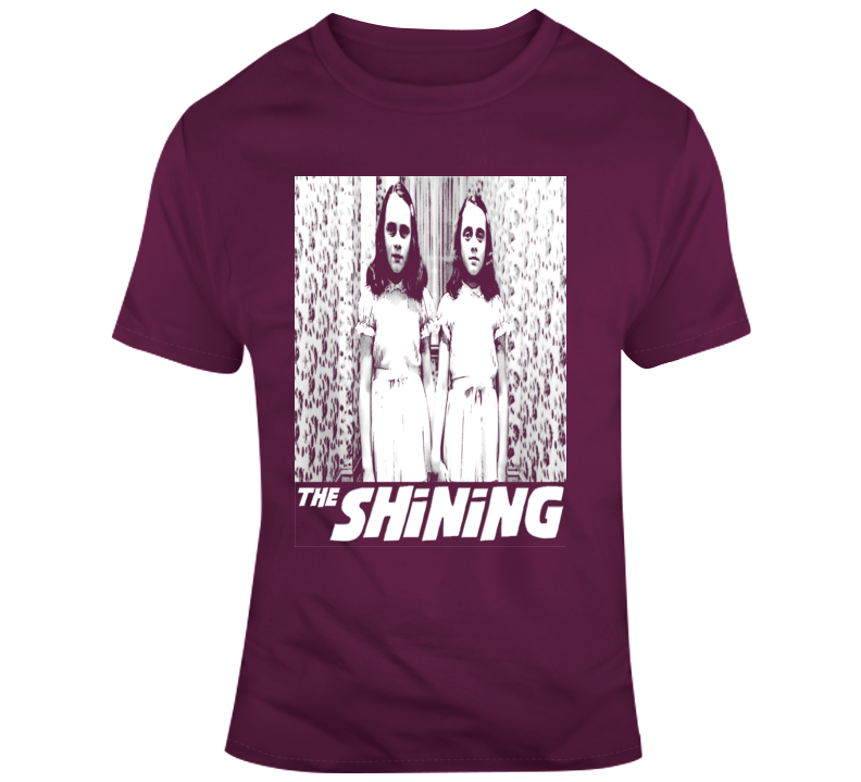 The Grady Twins The Shining Stephen King Movie T Shirt