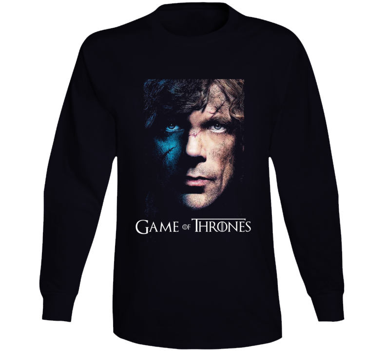 Game Of Thrones Tyrion Lannister Hand Of The Queen Got Season 8 2 Long Sleeve