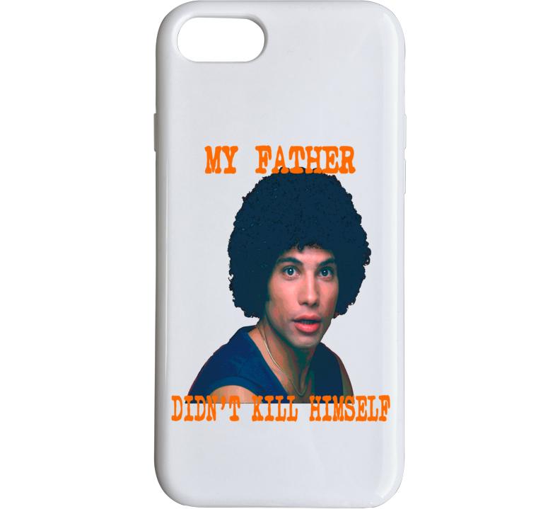 Jeffery Epstein My Father Didn't Kill Himself Juan Epstein Funny Kotter 2 Phone Case