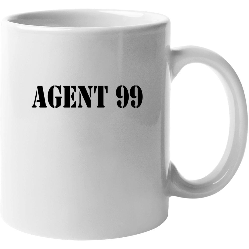 Agent 99 Control Kaos Barbara Feldon Mug