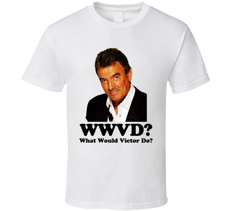 What Would Victor Do T-shirt