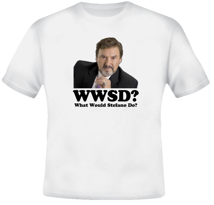 What Would Stefano Do T-shirt