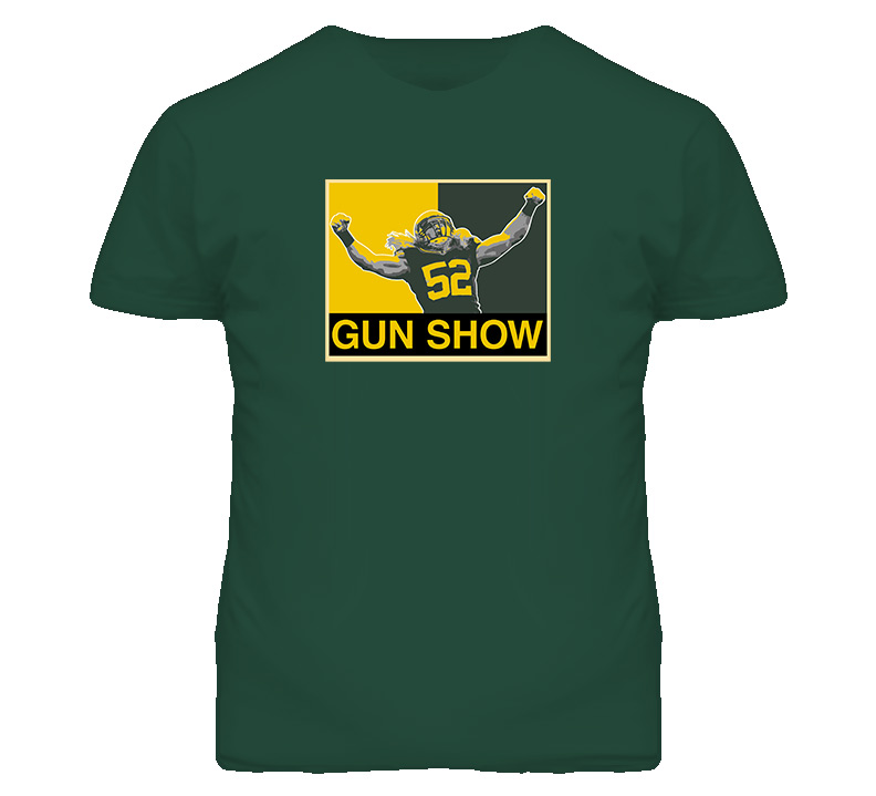 Clay Matthews Hope Style T Shirt