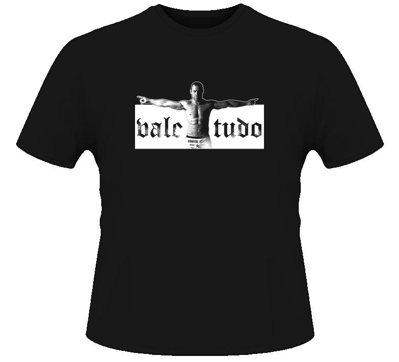 Wanderlei Silva Vale Tudo T Shirt