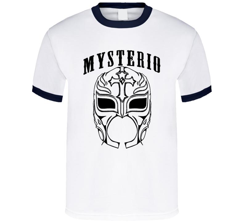 Mysterio Wrestling T Shirt
