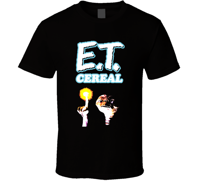 E.T. Cereal T Shirt