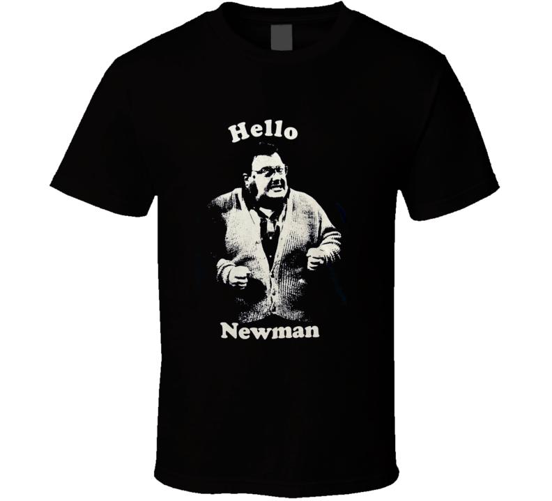 Seinfeld Hello Newman t-shirt FUNNY tv comedy