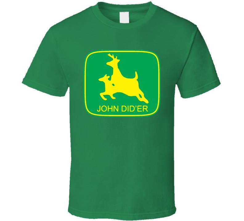 John Did'er Parody Funny T Shirt