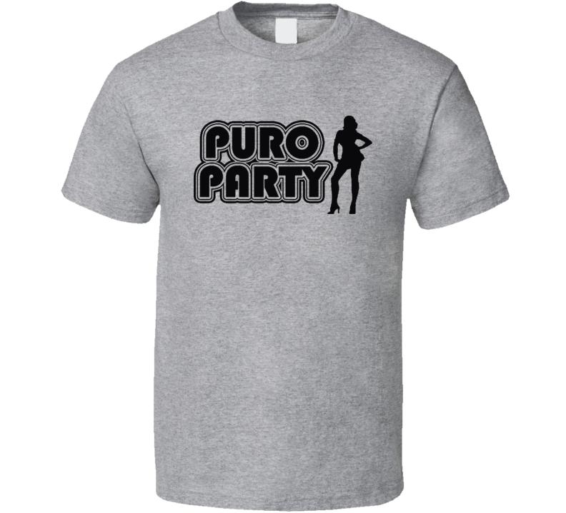 Puro Party Dance T Shirt