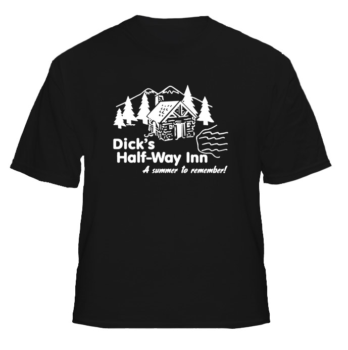 Funny Camping Inn Summer To Remember Funny T Shirt