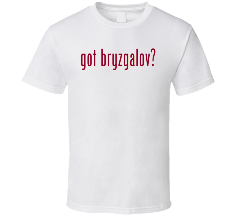 Got Bryzgalov Anaheim Ducks Hockey T Shirt