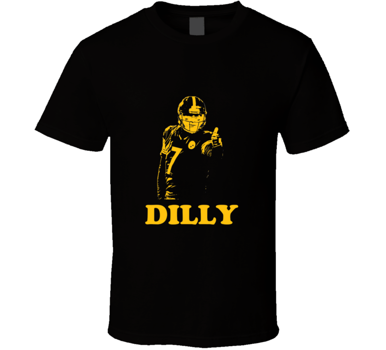 Dilly Dilly Pittsburgh Big Ben Steelers Cool Football T Shirt