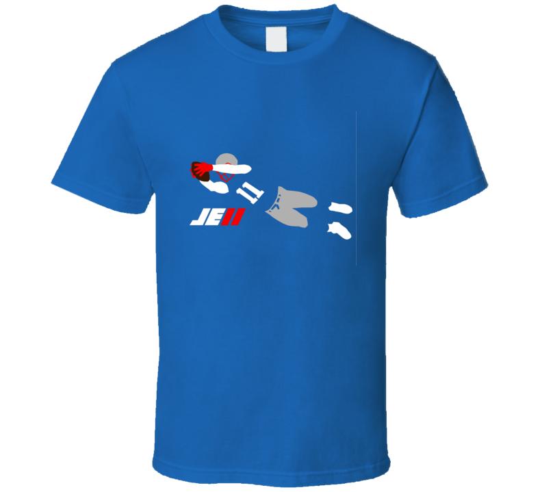 Julian Edelman New England Football Player Mvp Sports T Shirt