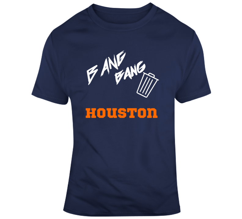 Bang Bang Change Up Astros Cheating Baseball Sports Funny T Shir T Shirt