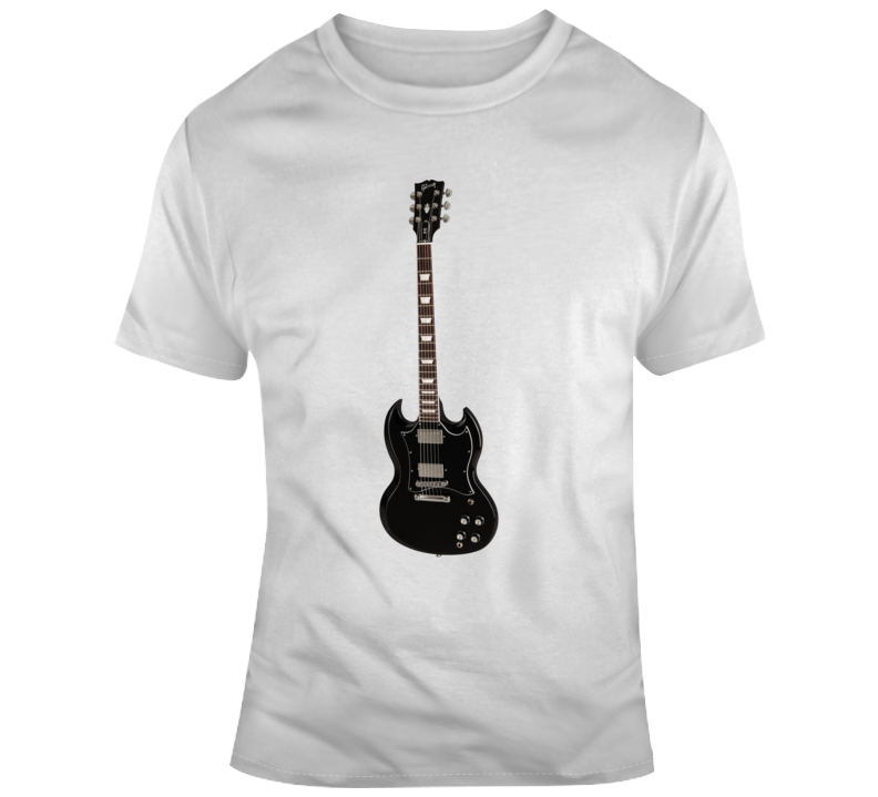 Tony Iommi Guitar T Shirt