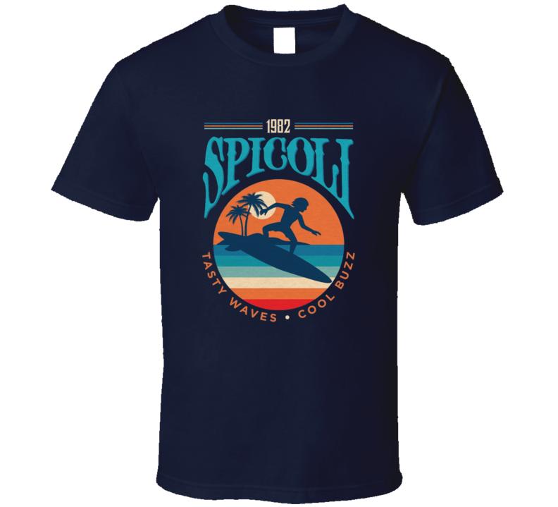 Fast Times At Ridgemont High Spicoli Retro 80's Movie T Shirt