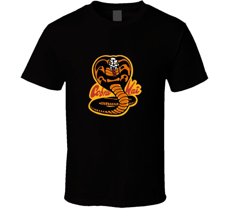 Cobra Kai Logo Tv Show T Shirt