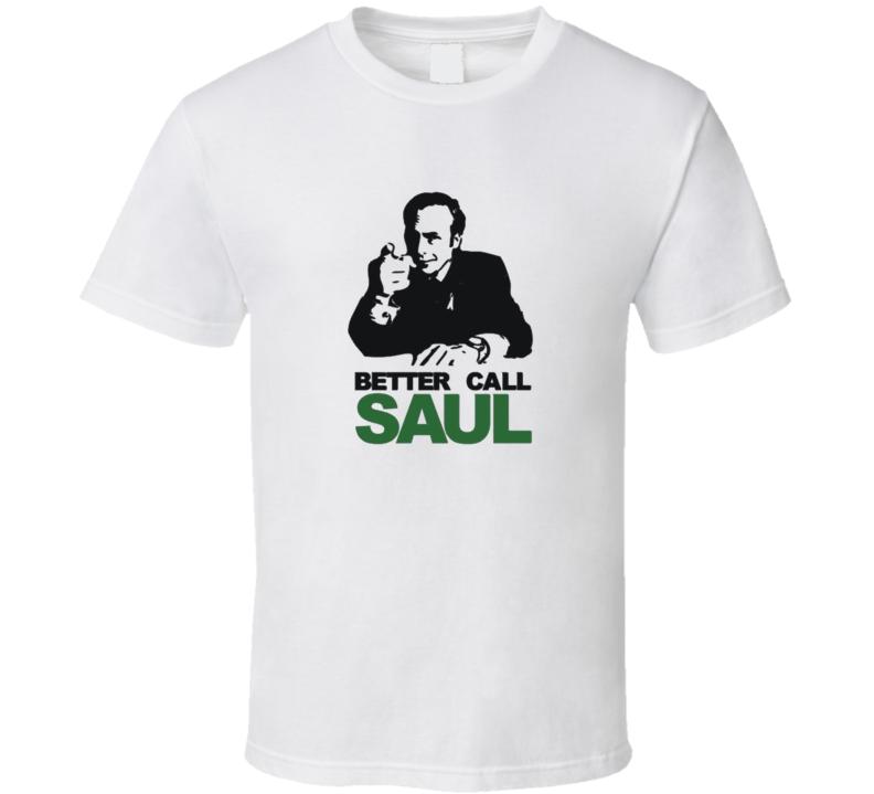 Crime Drama Show Better Call Saul T Shirt