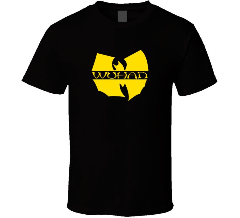 Wu-han Clan Graphic T Shirt
