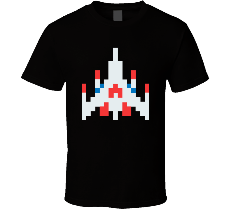 Galaga Arcade Classic Retro Video Game Cool 80's T Shirt