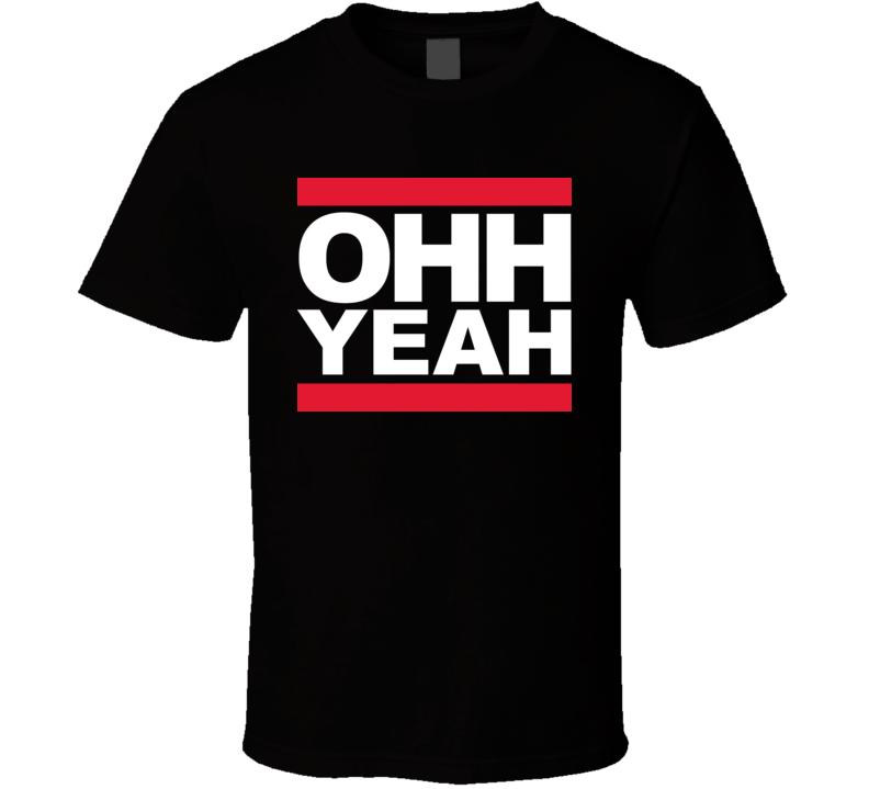 Randy Macho Man Savage Ooh Yeah Wrestling T Shirt