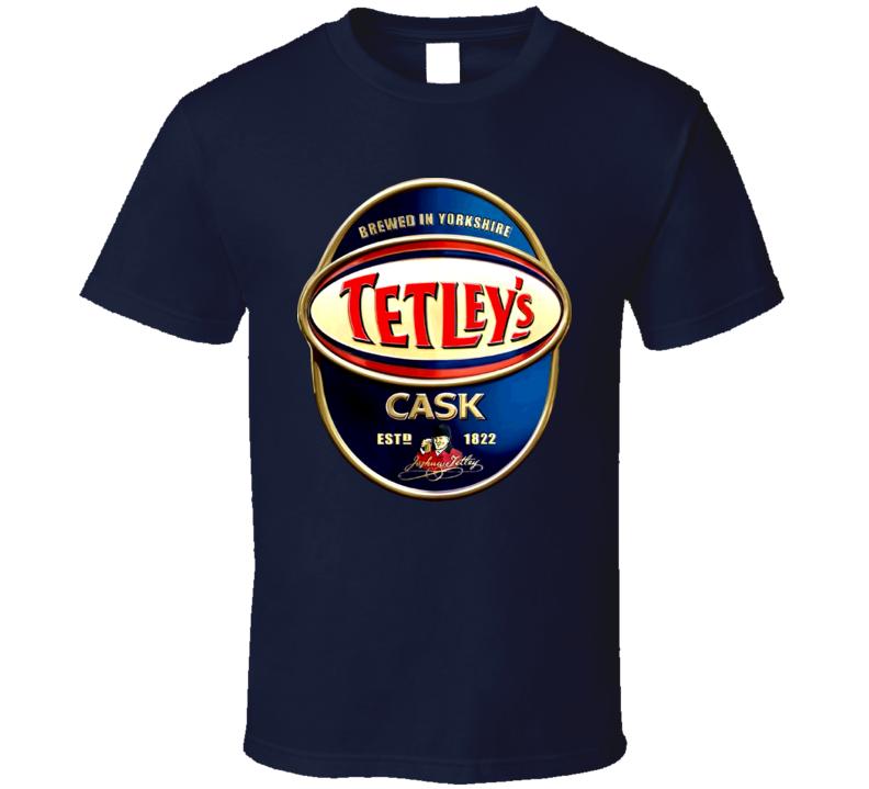 Tetleys Uk Ale Beer T Shirt
