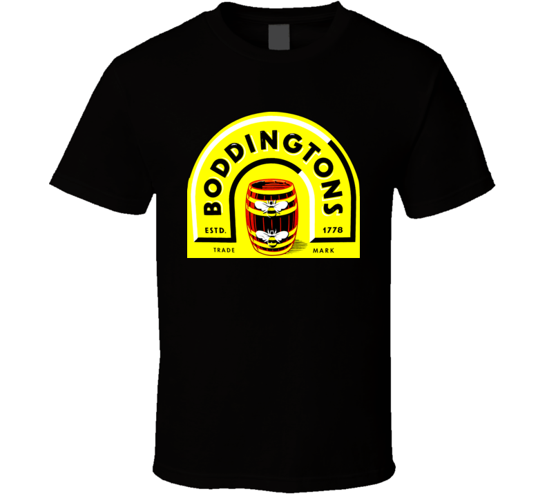 Boddingtons Uk Ale Beer T Shirt