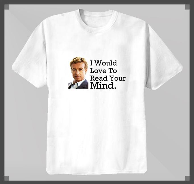 The Mentalist Simon T Shirt