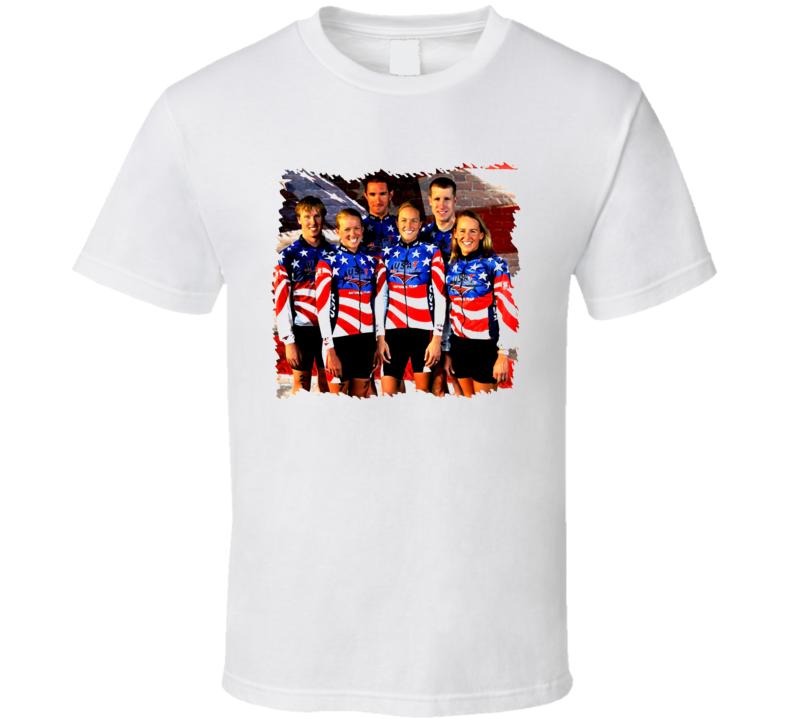 2010 Vancouver Olympics Usa Team T Shirt