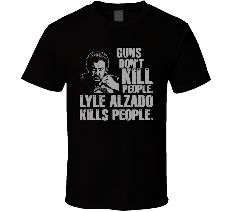 Lyle Alzado Los Angeles Oakland Raiders Football T Shirt