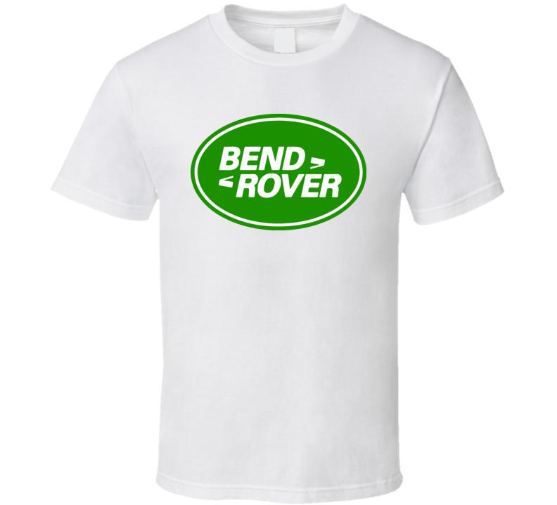 Funny Car SUV Logo T Shirt