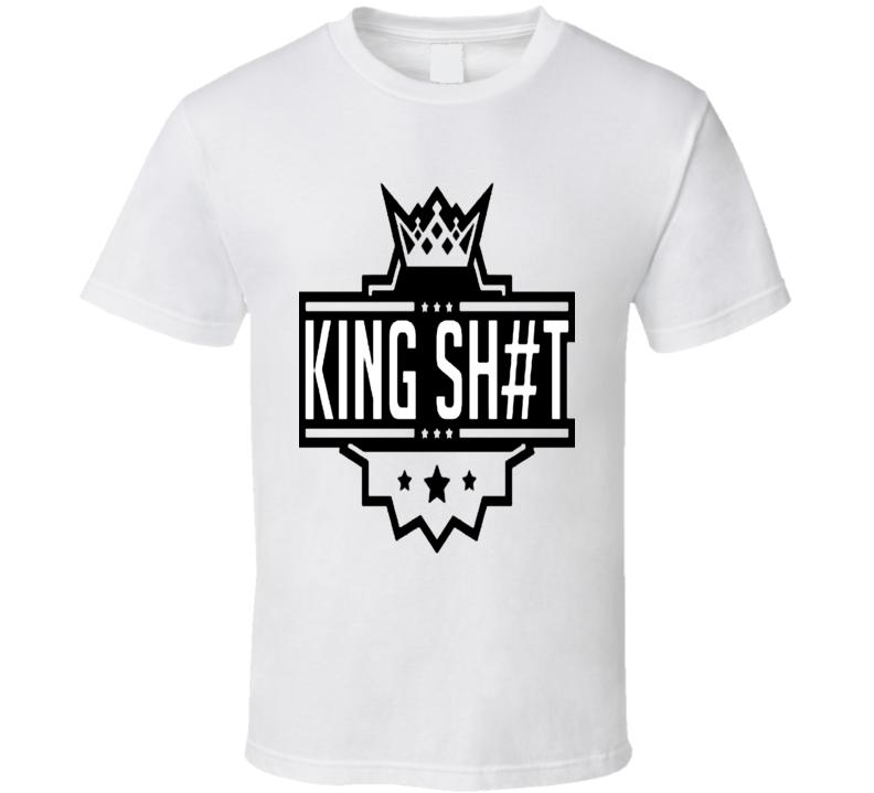 King Shhh T Shirt