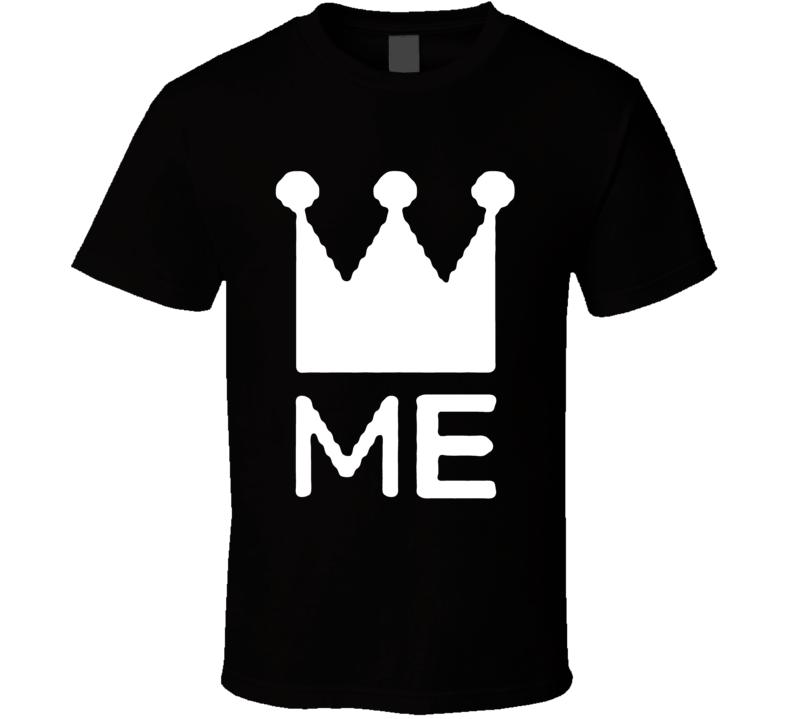 Crown ME T Shirt