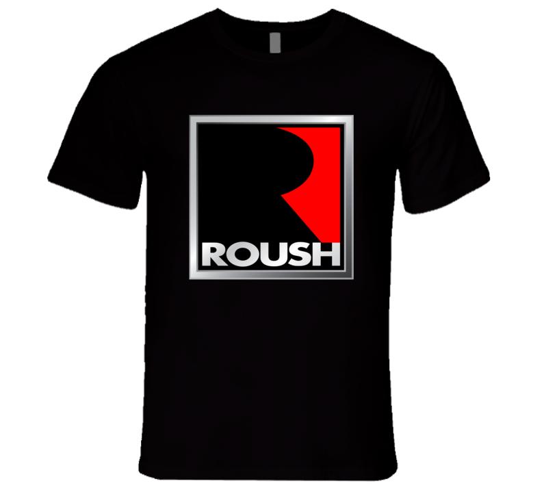 Roush Racing Ford Mustang Performace Car T Shirts T Shirt