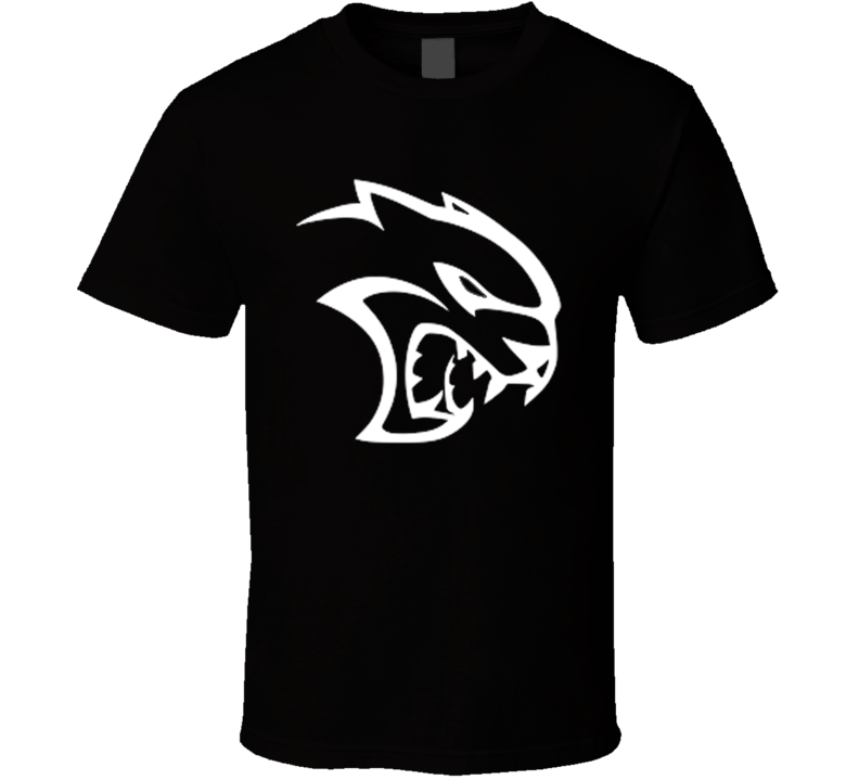 Dodge Hellcat Trending Logo Car T Shirts.png T Shirt