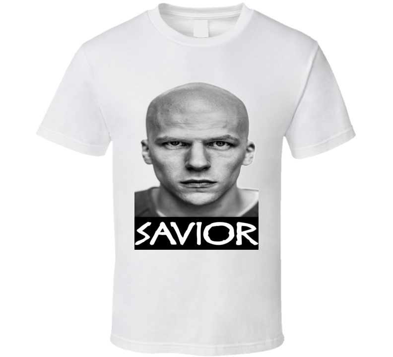 Jessie Eisenberg Lex Luthor Trending Savior T Shirts.png T Shirt
