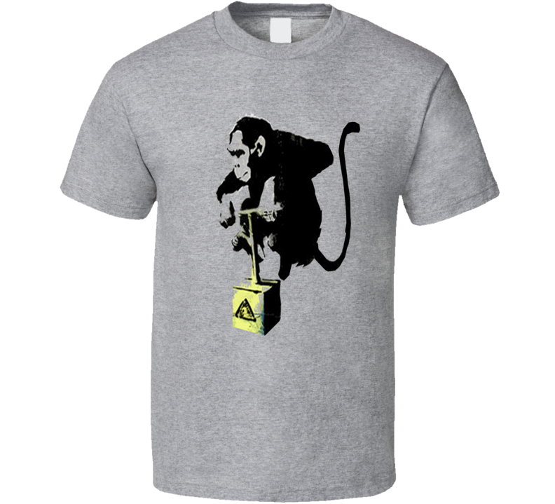 Popular Lex Luthor Trending Monkey With Explosive From Superman Vs Batman Movie T Shirts T Shirt
