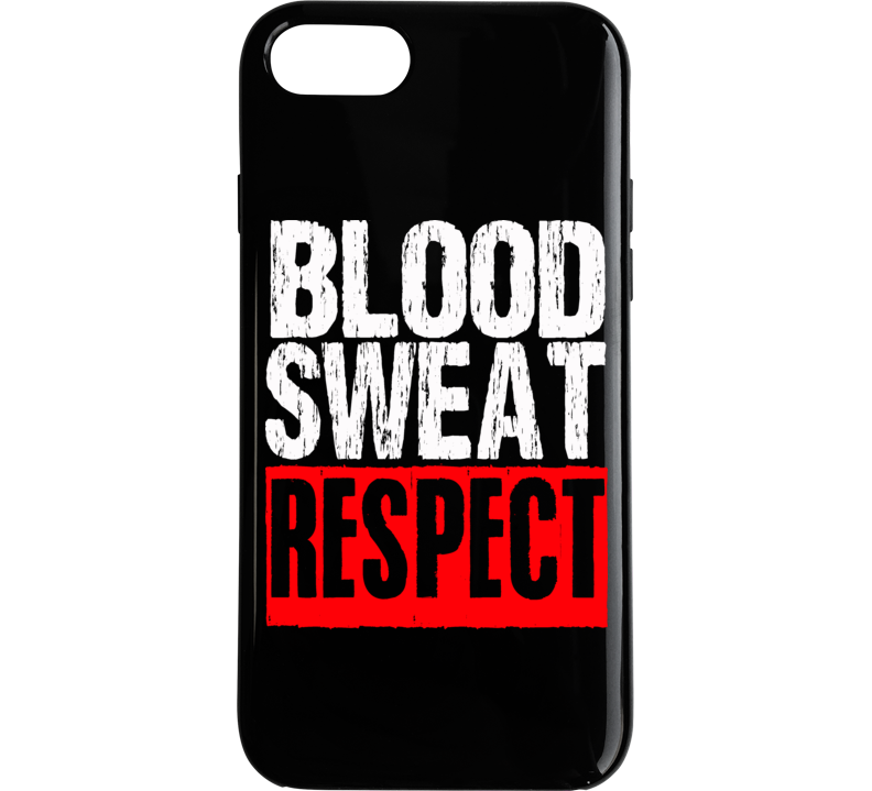 pretty nice 74b0f e5d90 Blood Sweat Respect Dwayne Johnson Inspired Workouyt Gym Trending Cell  Phone Case I Phone Samsung