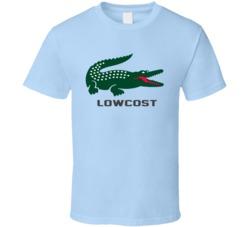 Low Cost Cocodrile T Shirt
