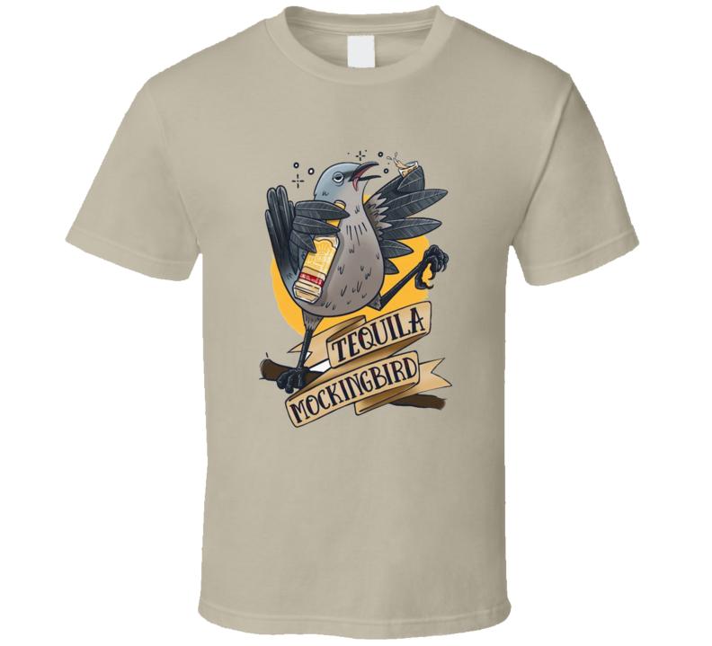Tequila Mockingbird Beer  T Shirt