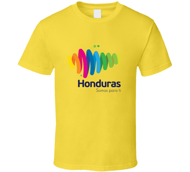 Honduras new logo Honduras T Shirt