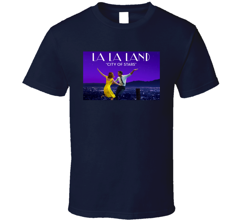 La la land Movie  T Shirt