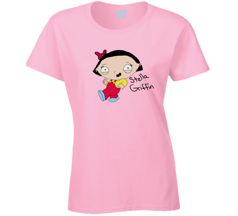 Stella Griffin Family Guy  T Shirt